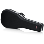 GATOR DREADNOUGHT DELUXE ACOUSTIC CASE, 12 STRING