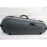 CALTON DELUXE MANDOLIN CASE GRAY/BLACK