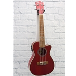 AMAHI UK-205EQ RED UKULELE