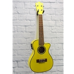 AMAHI UK-205EQ YELLOW CONCERT UKULELE