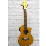 AMAHI UK-205EQ TAN CONCERT UKULELE