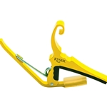 KYSER YELLOW GUITAR CAPO