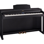 ROLAND HP601 DIGITAL PIANO - CONTEMPORARY BLACK