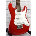 SQUIER MINI STRATOCASTER - TORINO RED