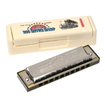 HOHNER BIG RIVER HARMONICA - KEY OF D