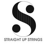 STRAIGHT UP STRINGS FOR GUITAR, HEAVY