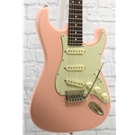 TOM ANDERSON USED 2020 ICON CLASSIC - DISTRESS LEVEL 1 - SHELL PINK GUITAR DISTRESS