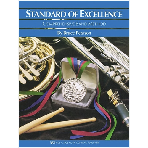 STANDARD OF EXCELLENCE TENOR SAX BOOK 2