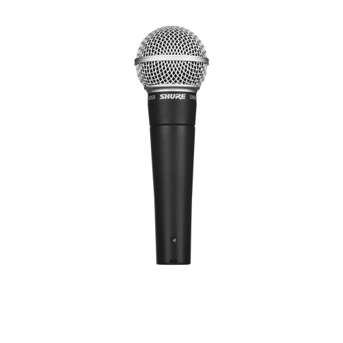 SHURE SM58 LC DYNAMIC VOCAL MICROPHONE