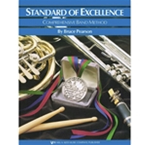 STANDARD OF EXCELLENCE BARITONE SAXOPHONE BOOK 2