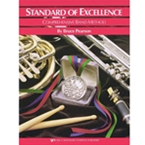 STANDARD OF EXCELLENCE BARITONE SAXOPHONE BOOK 1