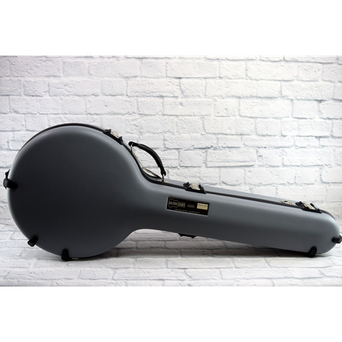 CALTON BANJO CASE GRAY/BLACK