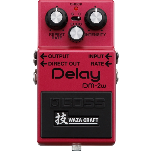BOSS WAZA CRAFT DM-2W ANALOG DELAY