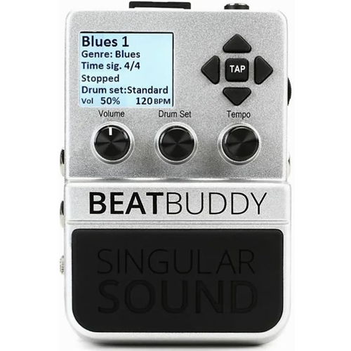 BEATBUDDY PRO DRUM MACHINE
