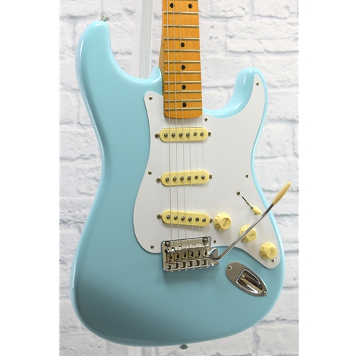 FENDER VINTERA '50S MODIFIED STRATOCASTER - DAPHNE BLUE