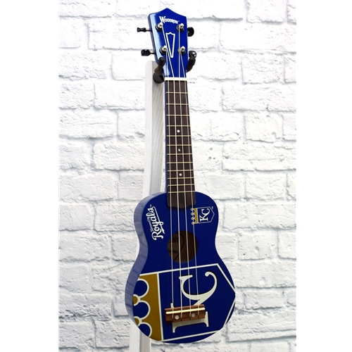 KANSAS CITY ROYALS SOPRANO UKULELE