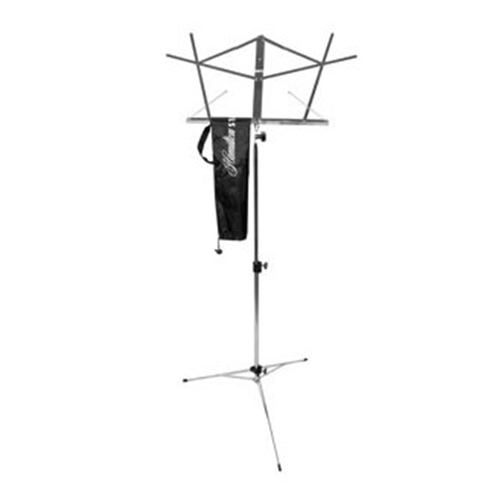 HAMILTON KB900 FOLDING MUSIC STAND W/ CARRYING BAG