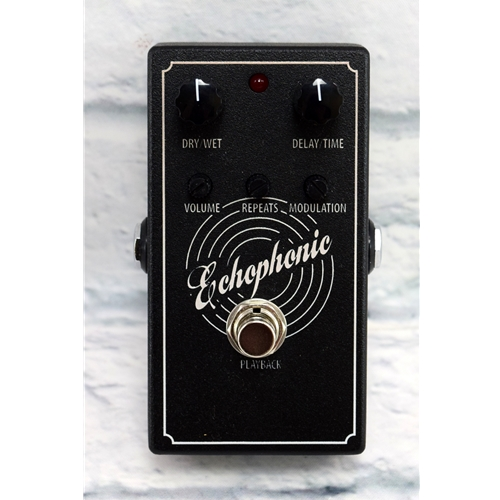LOVEPEDAL USED ECHOPHONIC V.2