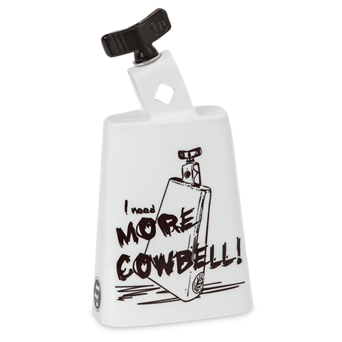 LP COWBELL W/ MOUNT MORE COWBELL