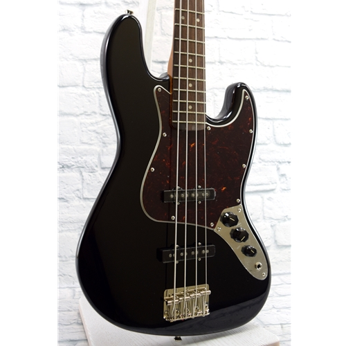 SQUIER CLASSIC VIBE 60'S JAZZ BASS - BLACK