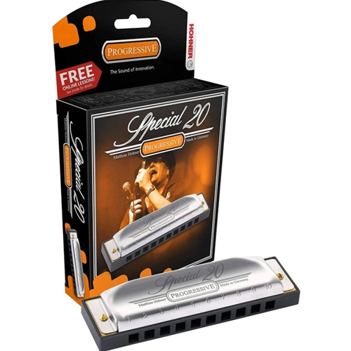 HOHNER SPECIAL 20 - KEY OF D