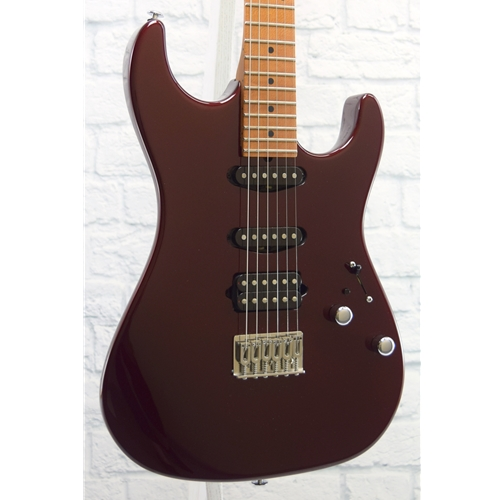 SUHR USED STANDARD - BLACK CHERRY METALLIC